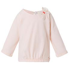Achat Hauts bébé Tee-shirt Manches Longues Noeud Rose Clair LYN - 3 mois
