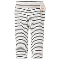 Achat OUTLET Pantalon en Jersey Rayé Violet LYN