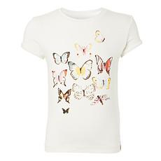 Achat Hauts bébé Tee-shirt Manches Courtes Papillon PIX - 18 mois