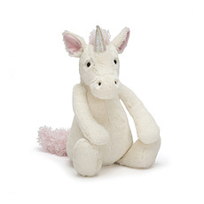 Achat Peluche Bashful Licorne - Medium