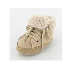 Achat Chaussures Baskets Fourrées Diouf - Beige