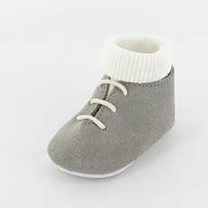 Achat Chaussons & Chaussures Chaussons avec Chaussette Diagana 6/12 mois - Gris