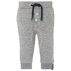 Achat Bas bébé Pantalon Confort en Sweat Gris chiné ZAC - 1 Mois