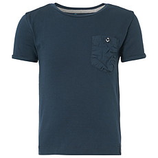 Achat Hauts bébé Tee-shirt Manches Courtes Marine BOB - 12 mois