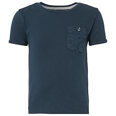 Achat Hauts bébé Tee-shirt Manches Courtes Marine BOB - 18 mois
