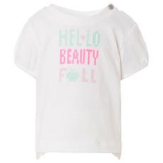Achat Hauts bébé Tee-shirt Manches Courtes à Texte - 1 Mois