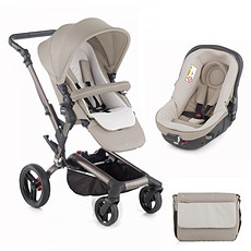 "Achat Poussette combinée Poussette duo Rider réversible + Matrix Light 2 - ""off white"""