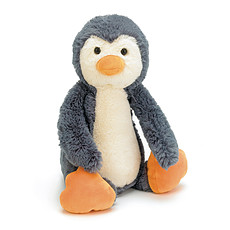 Achat Peluche Bashful Penguin Medium - Peluche Pingouin