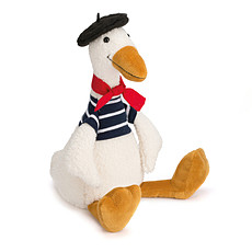 Achat Peluche Gaston Duck - Peluche Canard