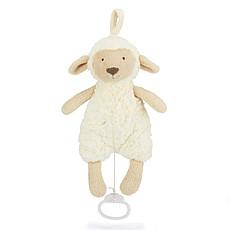 Achat Mobile Lollie lamb Musical Pull - Peluche musicale Agneau