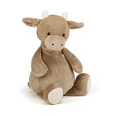 Achat Peluche Mellymoo Little - Peluche Vache (petit modèle)