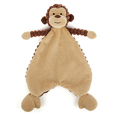 Achat Doudou Cordy Roy Baby Monkey Soother