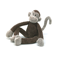Achat Peluche Slackajack Monkey - Small