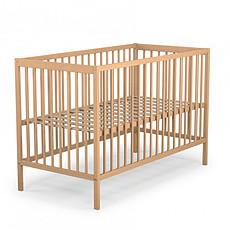 Achat Lit bébé Lit Bébé 60 x 120 - Brut