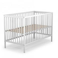 Achat Lit bébé Lit Bébé 60 x 120 - Blanc
