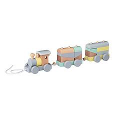 Achat Mes premiers jouets Petit Train à Tirer Pastel