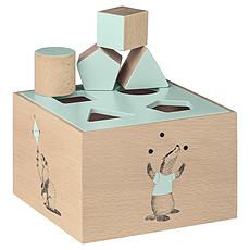 Achat Mes premiers jouets Boite à formes - Menthe