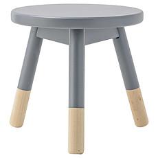 Achat Table & Chaise Tabouret en Bois - Gris