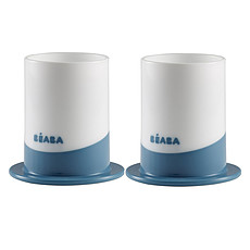 Achat Tasse & Verre Lot de 2 Verres d'apprentissage Ellipse Blue