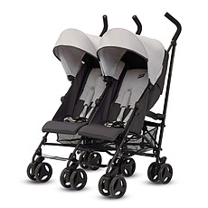 Achat Poussette multiple Poussette-Double Canne Twin Swift Grafite