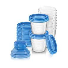 Achat Tire-lait Pots de Conservation pour Lait Maternel (lot de 10)