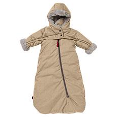 Achat Chancelière Combi troïka T-Zip Tendresse 0/6 mois - Camel