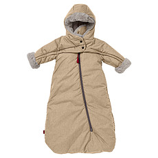 Achat Chancelière Combi troïka T-Zip Tendresse 6/12 mois - Camel