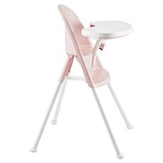Achat Chaise haute Chaise-haute - Rose clair