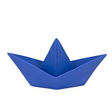 """Achat Lampe à poser Lampe """"Origami boat"""" - bleu"""
