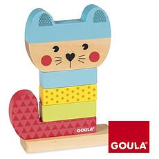 Achat Mes premiers jouets Chat à Empiler