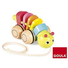 Achat Mes premiers jouets Chenille Articulée à Tirer