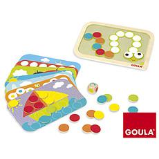 Achat Mes premiers jouets Magneti' Color