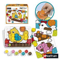 Achat Mes premiers jouets Clic' educ La Ferme