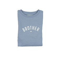 "Achat Hauts bébé Sweat ""Brother"" - 1 an"