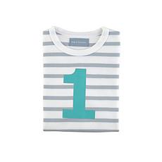 """Achat Hauts bébé Tee-Shirt Manches Longues """" 1 """" - 1/2 ans"""