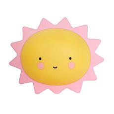 Achat Veilleuse Veilleuse LED Soleil - jaune/rose