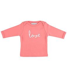 """Achat Hauts bébé Tee-shirt Manches Longues """"Love"""""""