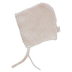 Achat Chapeau & Bonnet Béguin tricoté - tapioca - 18/24 mois