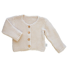 Achat Haut bébé Cardigan - tapioca - 12 mois