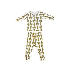 Achat Pyjama Pyjama Oürs Bear Verveine - 6 Mois