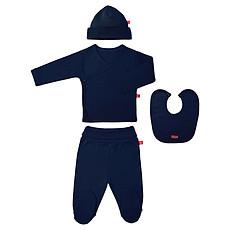 Achat Body & Pyjama Pack Cadeau Naissance - Bleu Marine