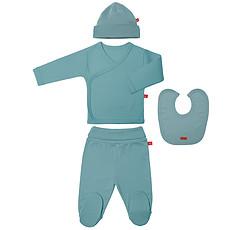 Achat Body & Pyjama Pack Cadeau Naissance - Denim / Taille 0 mois
