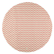 Achat Tapis Tapis Apache - zigzag rose