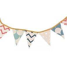Achat Objet décoration Guirlande Rio - zigzag