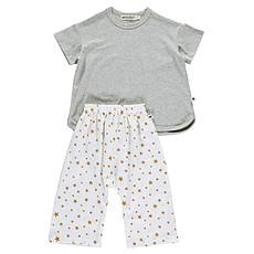 Achat Pyjama Pyjama Pondicherry - étoiles moutarde