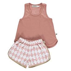 Achat Pyjama Pyjama Bali fille - losanges roses - 2 ans
