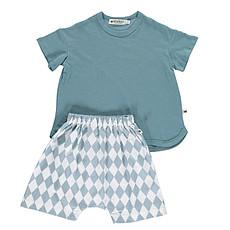 Achat Pyjama Pyjama Borneo - losanges bleus