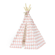 Achat Tipi Mini tipi Arizona - losanges roses