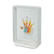"""Achat Empreinte & Moulage Kit d'Empreinte """"Family Touch"""" - Cadre transparent"""