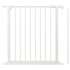 Achat Barrière de sécurité Extension Configure avec Portillon 72 cm - Blanc